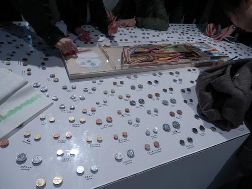 世界のコインの写し絵.JPG